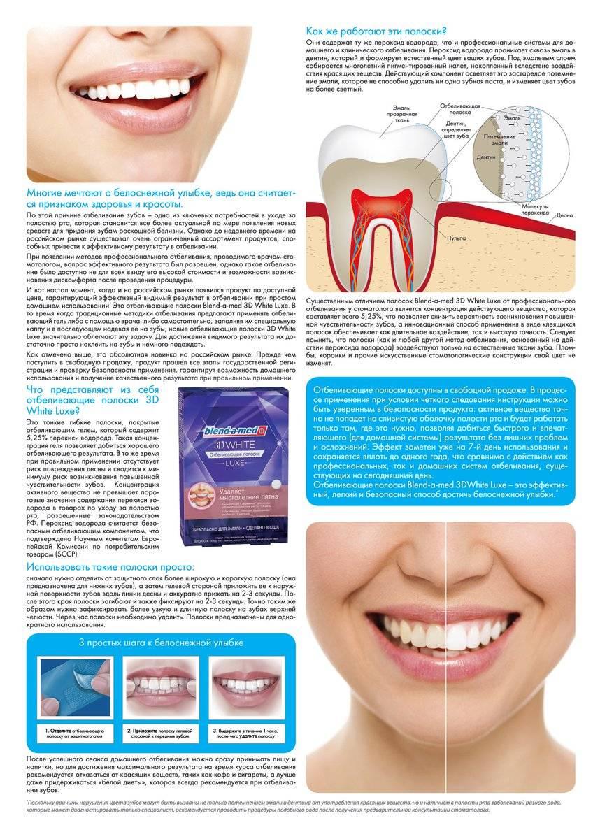 Какой должна стать правильная диета после отбеливания зубов?