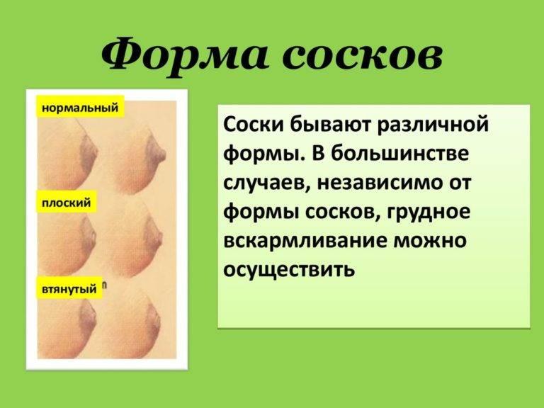 Втянутый сосочек у женщин: причины и как исправить