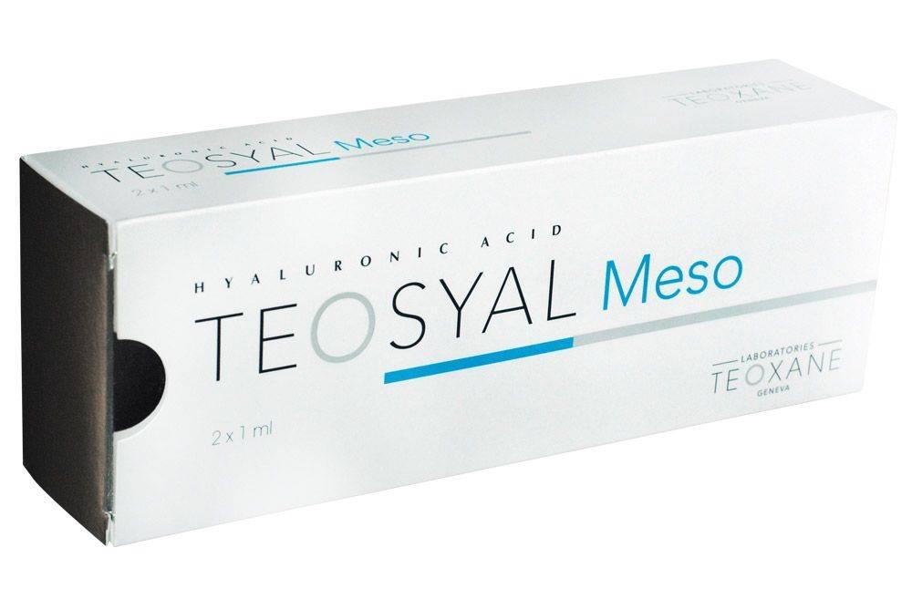 Обзор препаратов teosyal