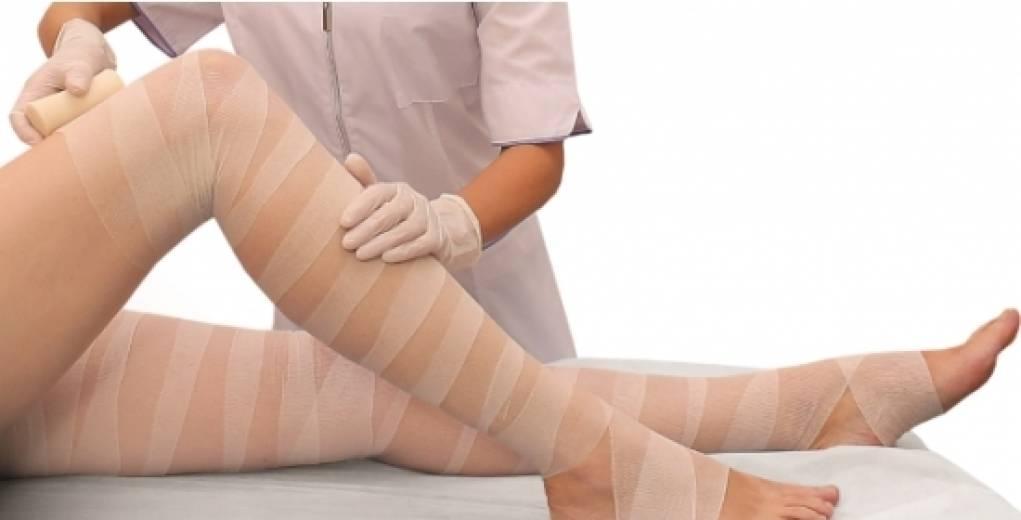 Бинты для обертывания — теперь как мумия?
