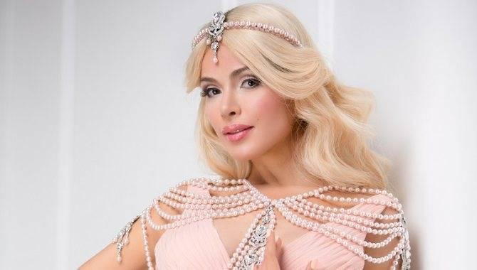 Алена кравец - модель и певица