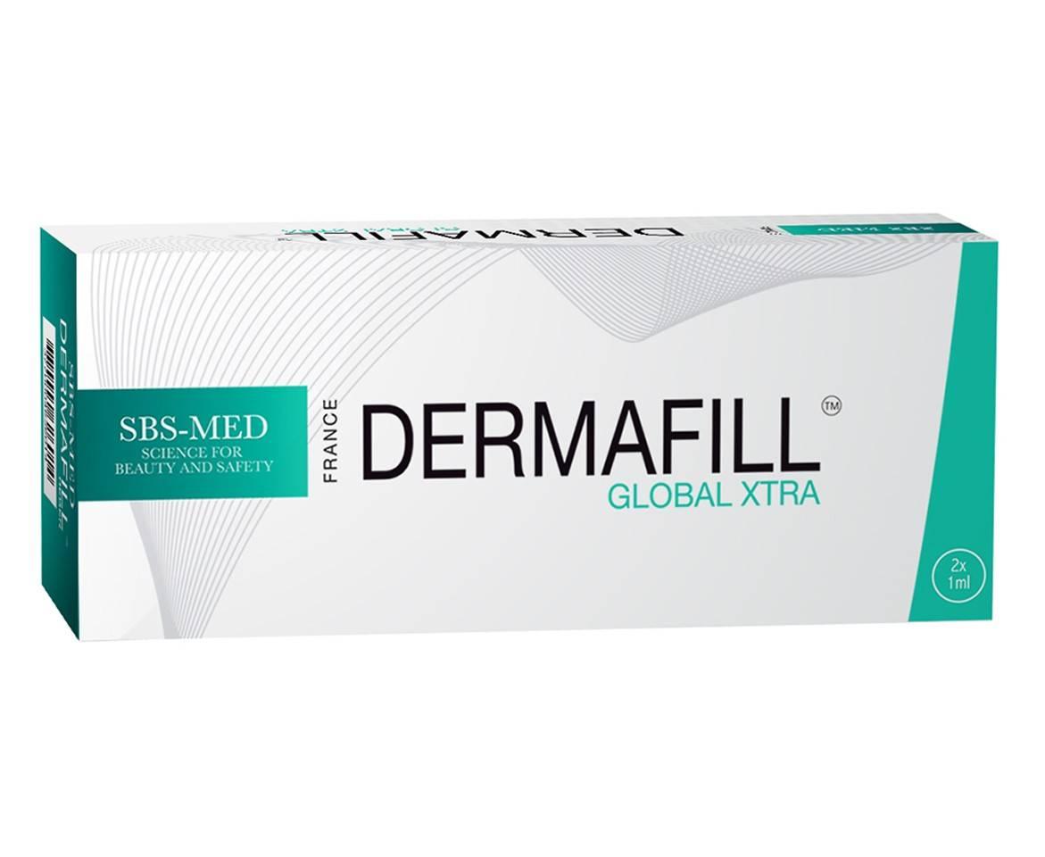 Высокая плотность и стойкость в филлерах dermafill