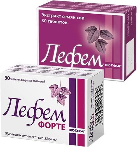 Самые лучшие негормональные препараты при климаксе