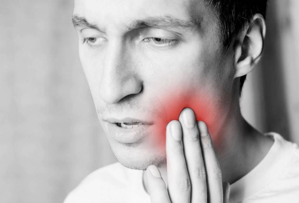 Остеома нижней челюсти