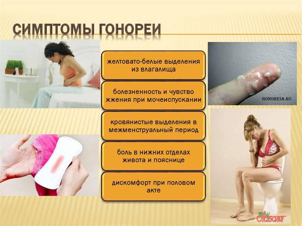 Продолжительность инкубационного периода молочницы у женщин