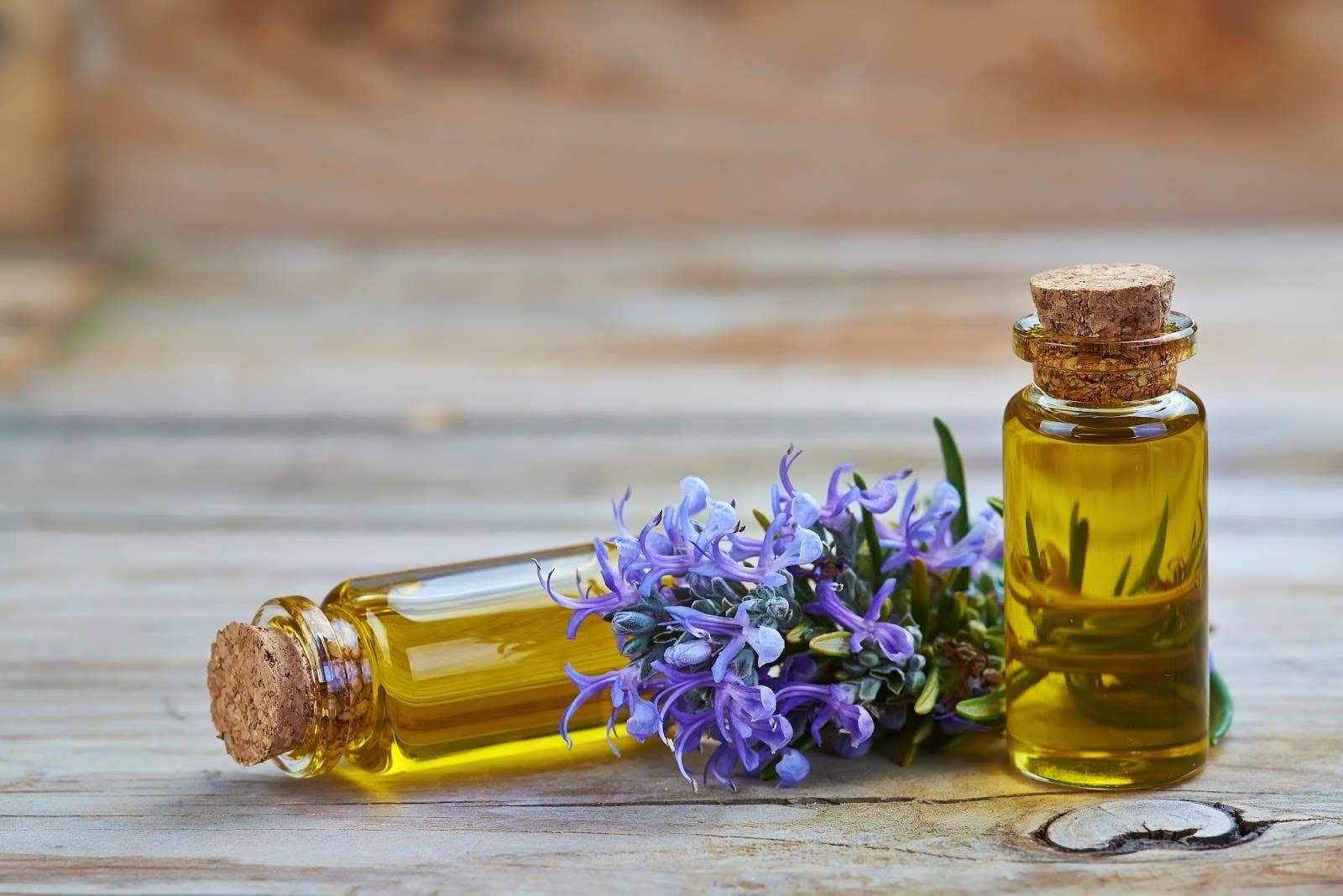 Оказываемое действие масла розмарина для волос, рецепты масок и варианты нанесения