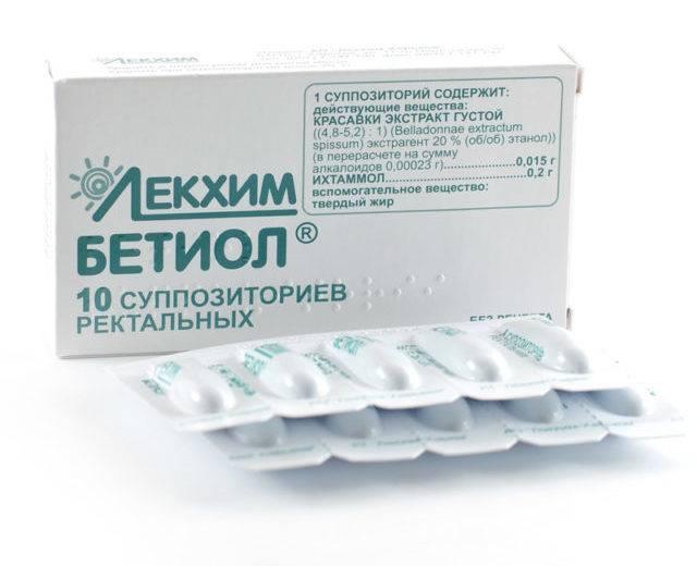 Как используются свечи с метилурацилом при геморрое?