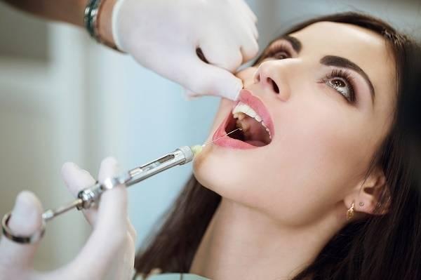 Удаление зубов с анестезией