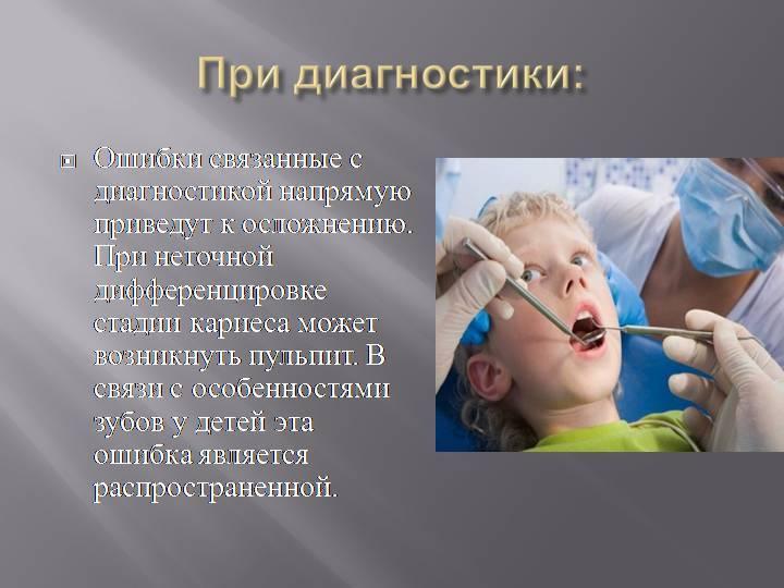 Чем опасен кариес: осложнения заболевания