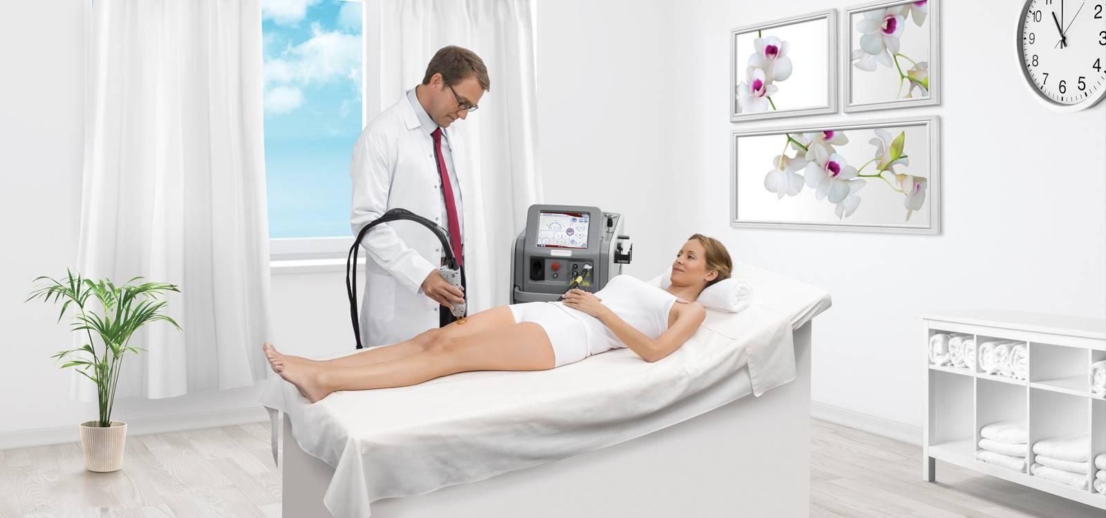 Сфера применения неодимового лазера в косметологии
