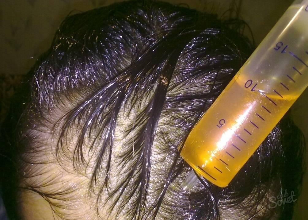 Можно ли мазать волосы подсолнечным маслом