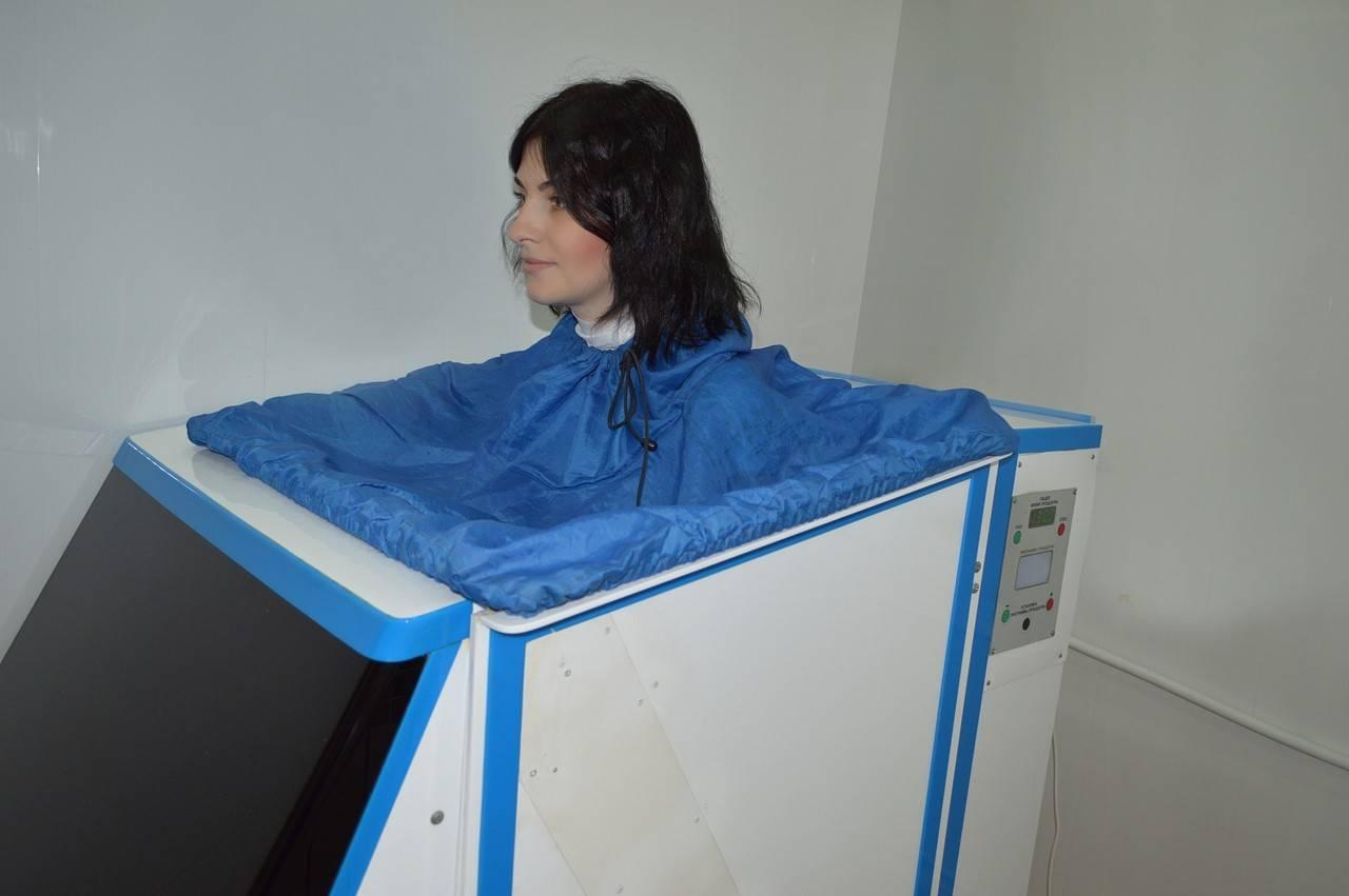 Сухие углекислые ванны — польза и вред