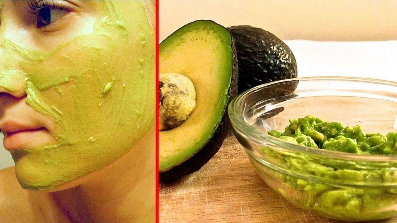 Лучшие маски из авокадо для лица от морщин