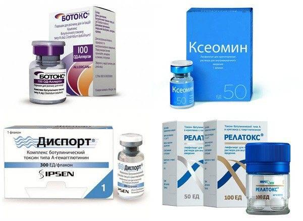 Фирмы-производители препаратов ботулотоксина: какая лучше и что выбрать?