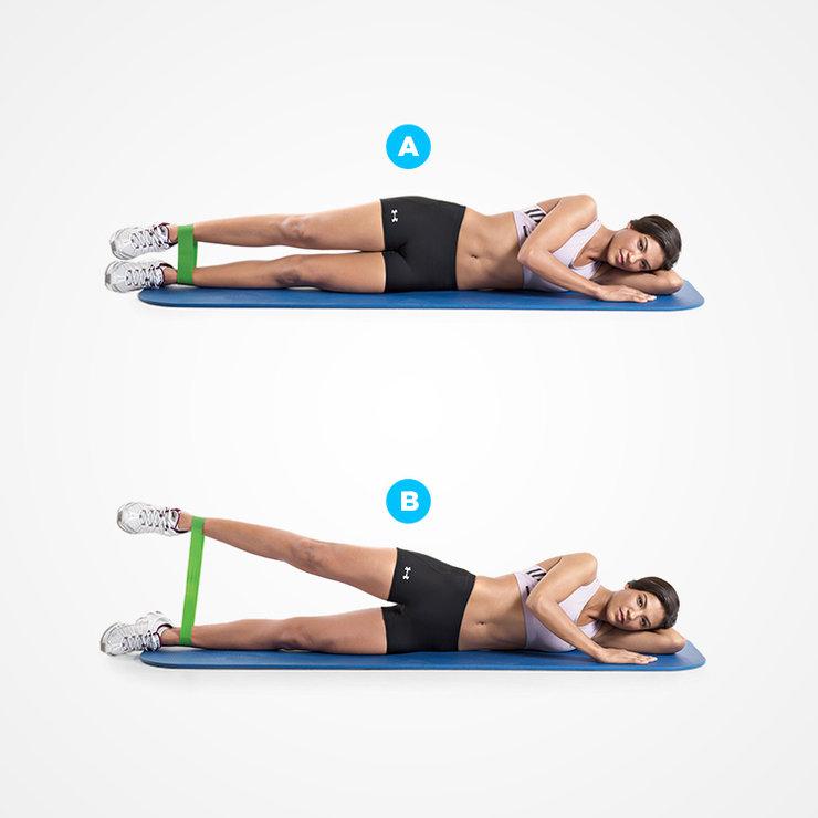 Топ-30 упражнений для внутренней части бедра + готовый план занятий