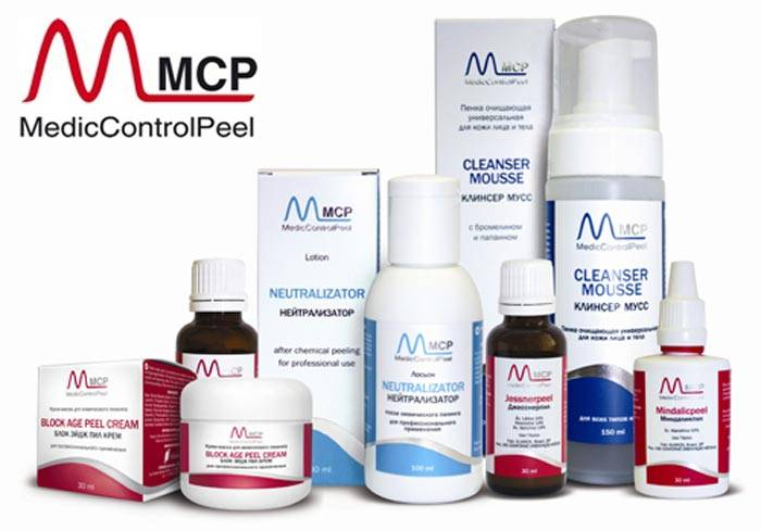 Пилинги medic control peel — обзор продуктов