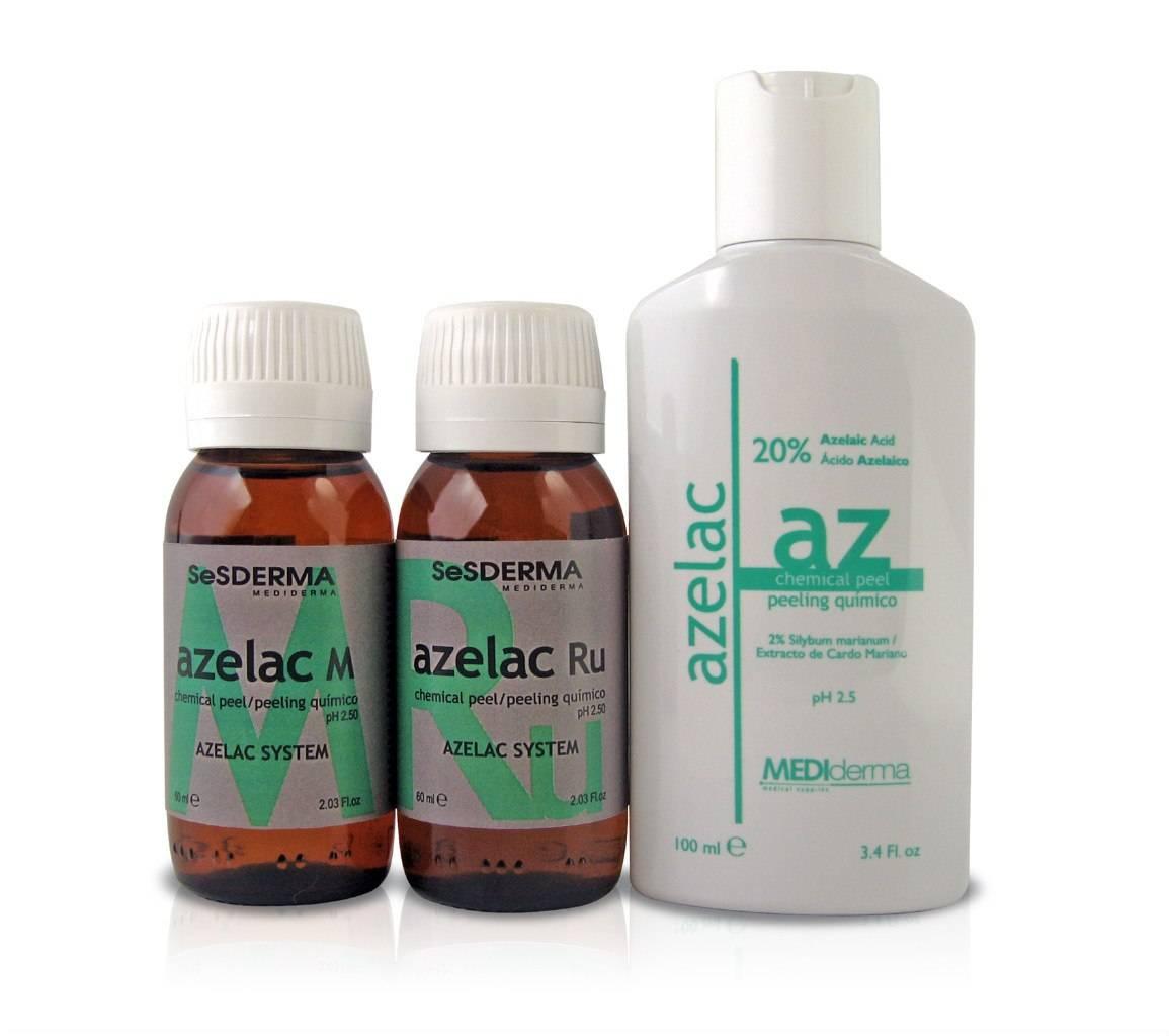 Азелаиновая кислота – действие на кожу и применение