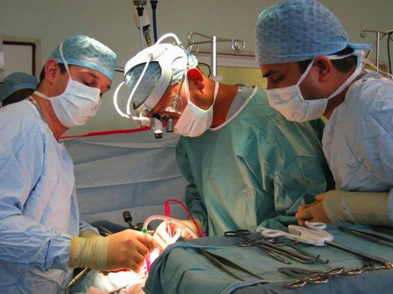 простатит хирургическая