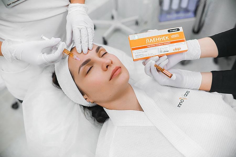 Научное обоснование использования препарата «лаеннек» в эстетической медицине