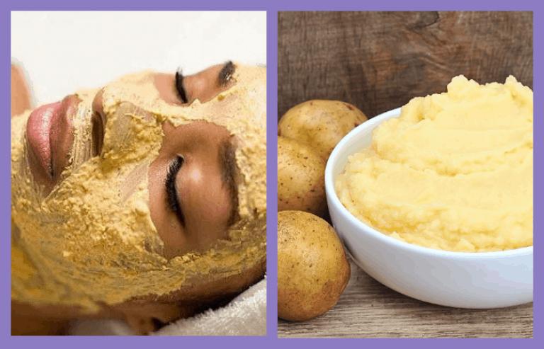 Картофельная маска для лица: польза, особенности применения, подборка рецептов