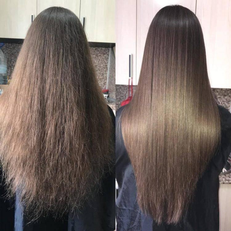 Шампунь с кератином для волос польза или вред. шампунис кератином