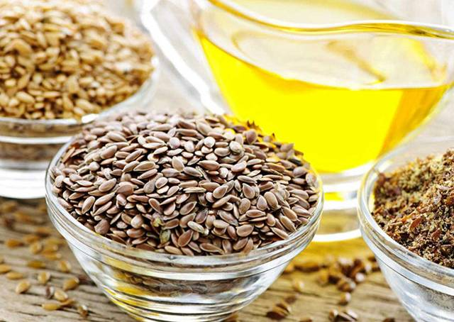 Семена льна при гастрите: полезные свойства