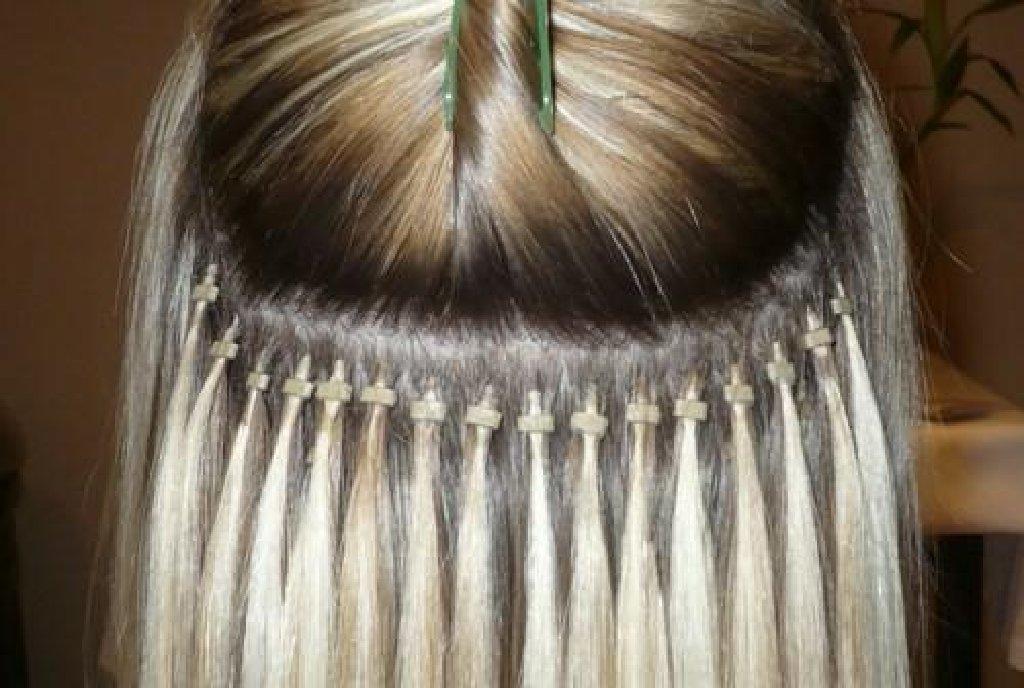 ?  какое лучшее наращивание волос