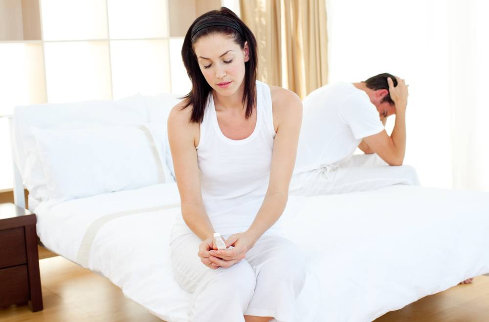 Полная схема диагностики женского бесплодия