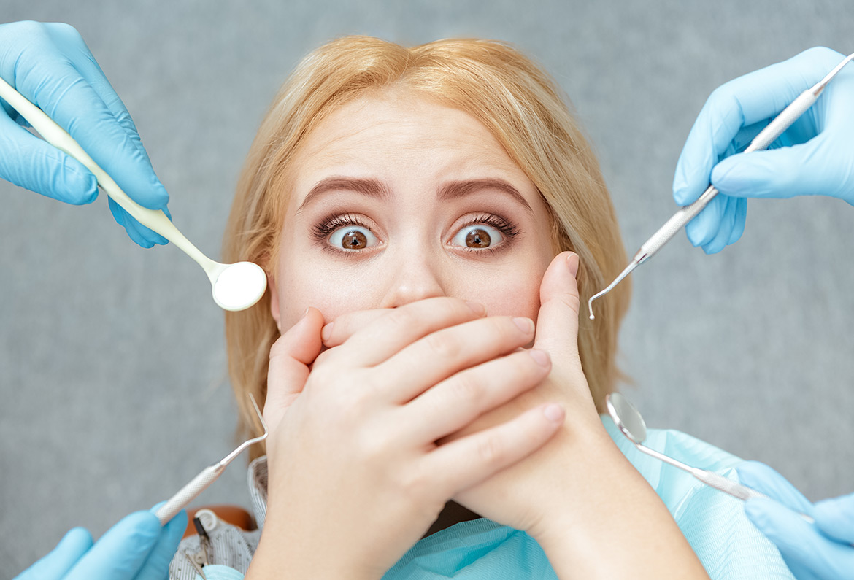 Как побороть страх перед стоматологом и перестать бояться