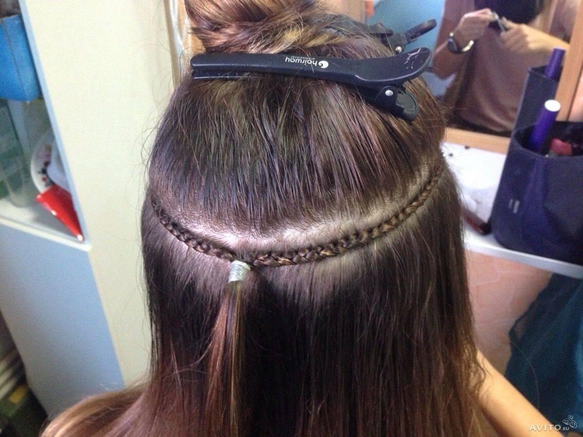 Как нарастить волосы на короткую стрижку