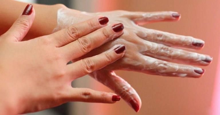 Сухая кожа рук: причины и лечение в домашних условиях