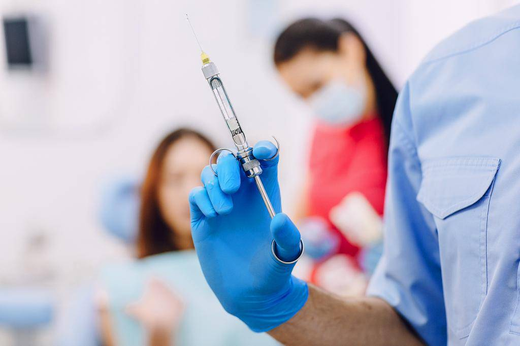 Аппликационная анестезия