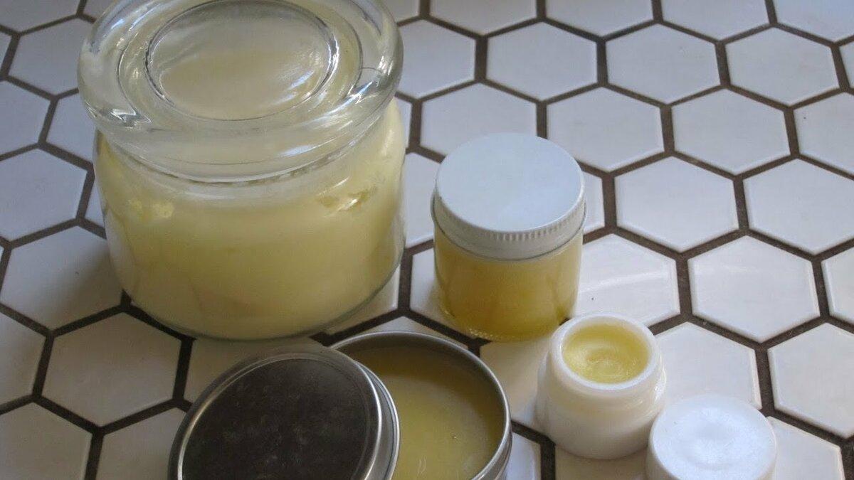 Как сделать домашний крем от морщин?
