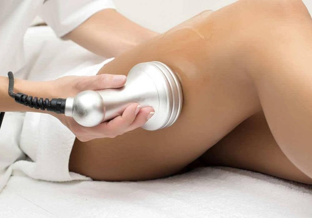 Устранение целлюлита с помощью аппаратного массажа