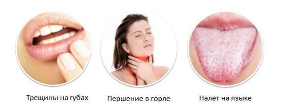Причины возникновения сухости во рту ночью и способы лечения