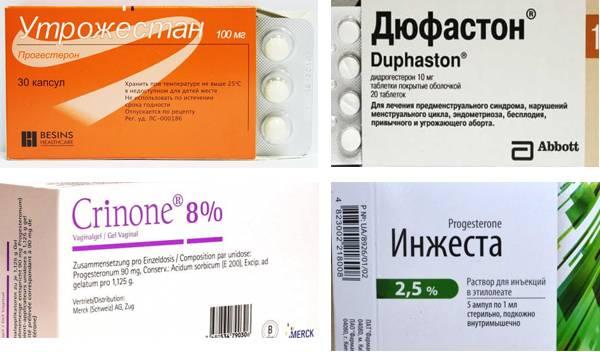 Что поможет поднять уровень прогестерона – таблетки, травы или диета?