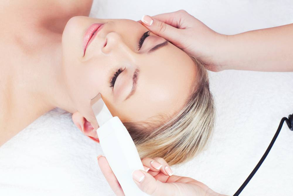 Какой результат даёт ультразвуковой массаж лица