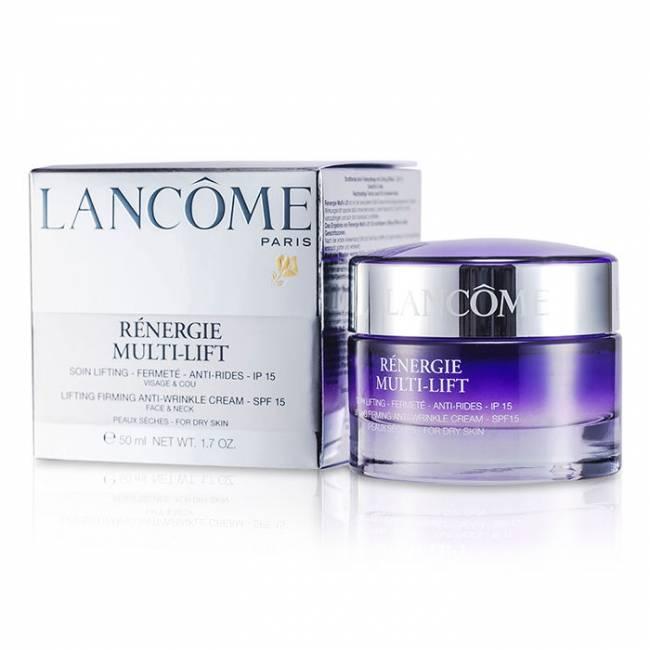 Назад в будущее: линия rénergie от lancôme