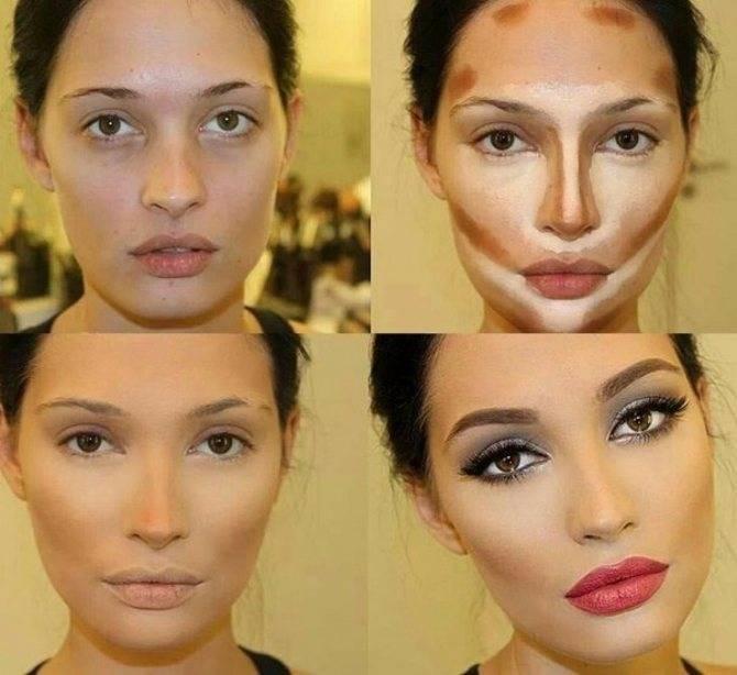 Как выровнять лицо макияжем: 20 бьюти-лайфхаков для идеального тона кожи