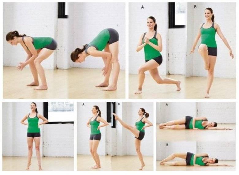 Как похудеть в икрах ног?