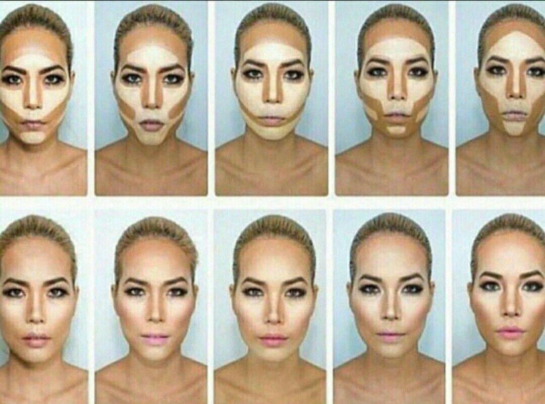 Как и чем лучше наносить на лицо тональный крем: схема, советы, правила макияжа, видео. как правильно наносить тональный крем на лицо кистью, спонжем, руками, на проблемную кожу? можно ли и как наносить тональный крем под глаза, на веки?