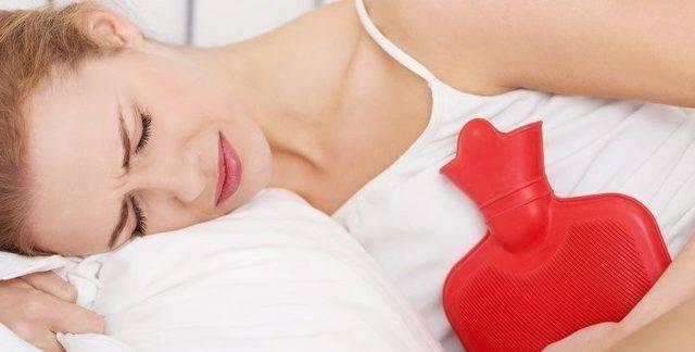 Сильные маточные кровотечения у женщины при климаксе