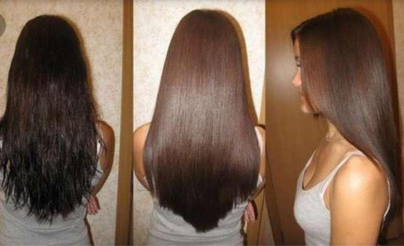 Кератин для волос: вред и польза