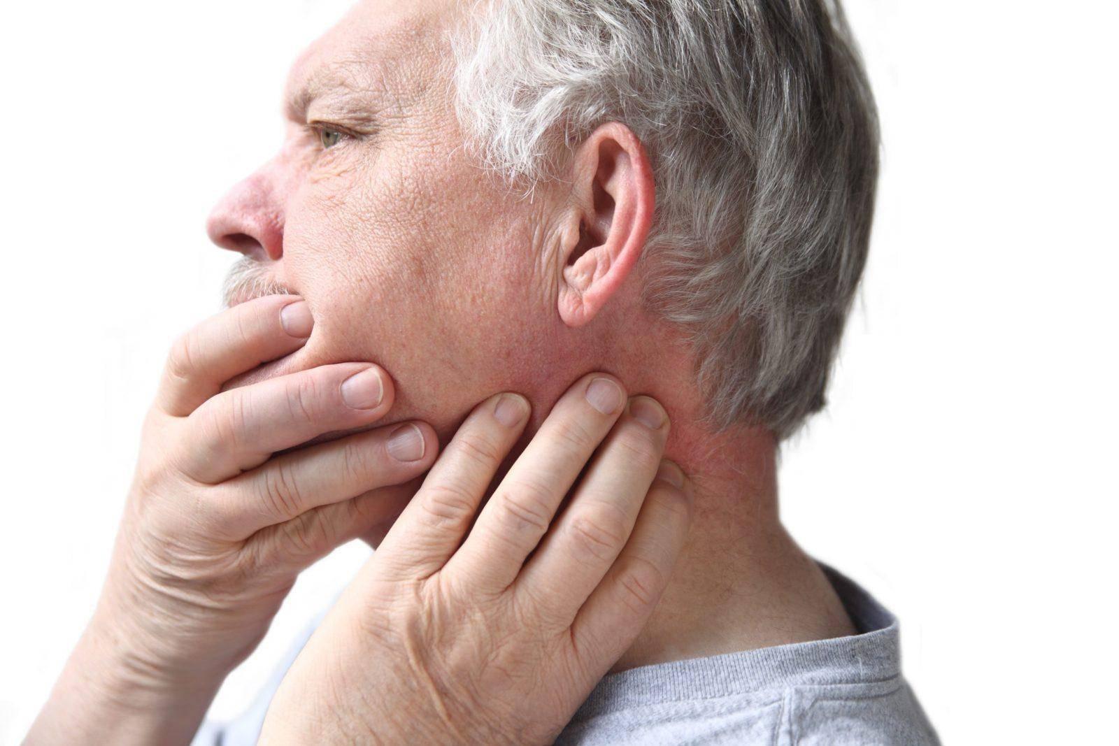 Боль в нижней челюсти причины