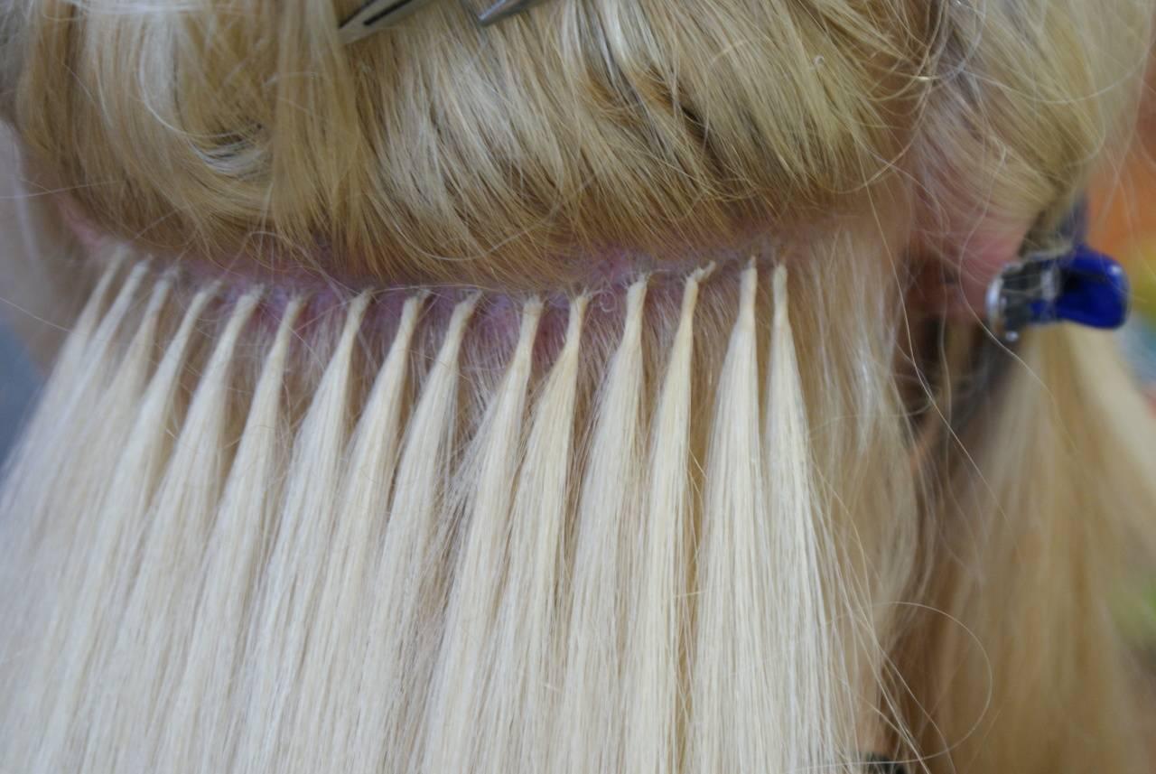 Какие бывают способы капсульного наращивания волос. выбираем горячее или холодное наращивание волос. какие способы подойдут для использования в домашних условиях.