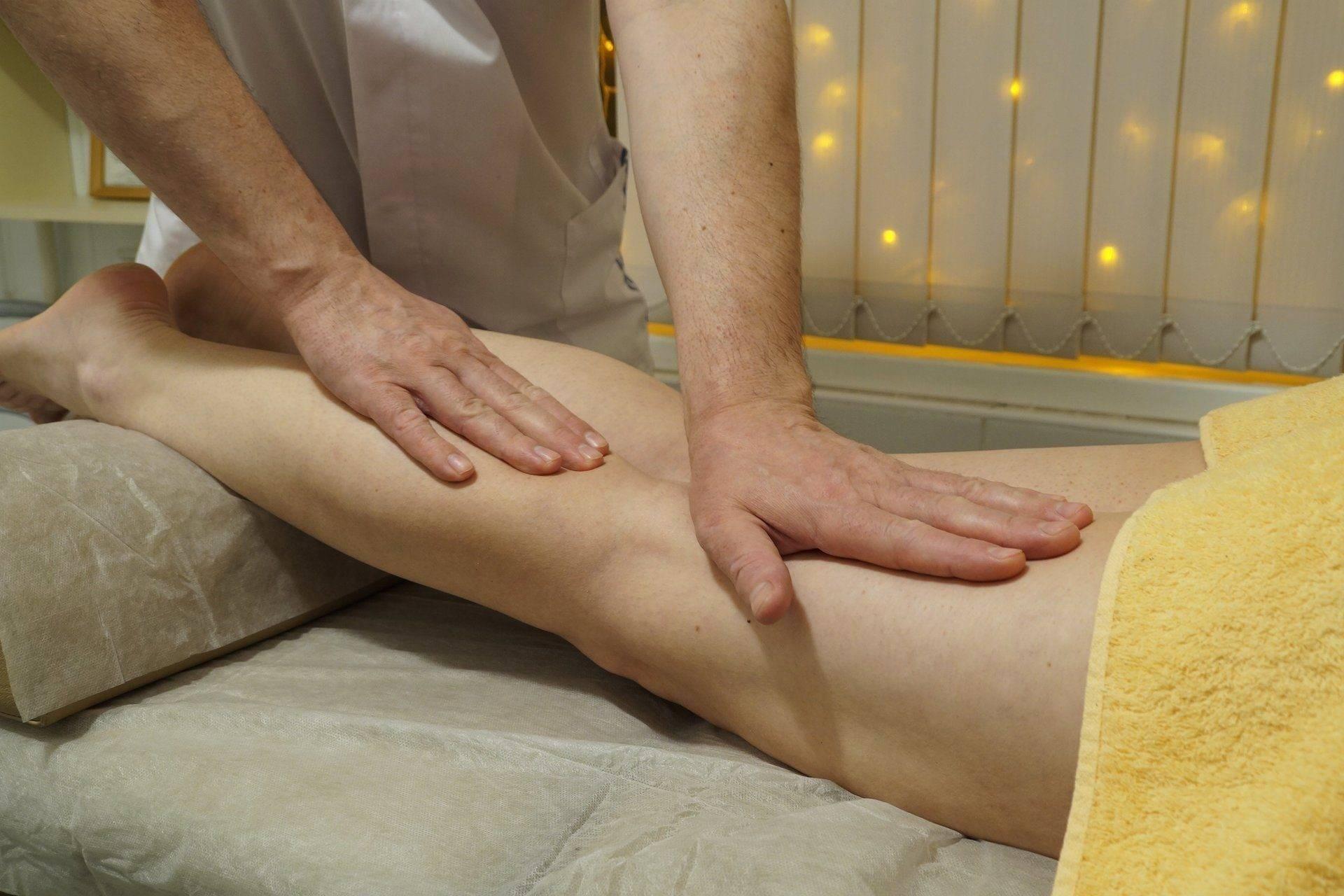 Лимфодренажный массаж ног— поможет сохранить здоровье икрасоту