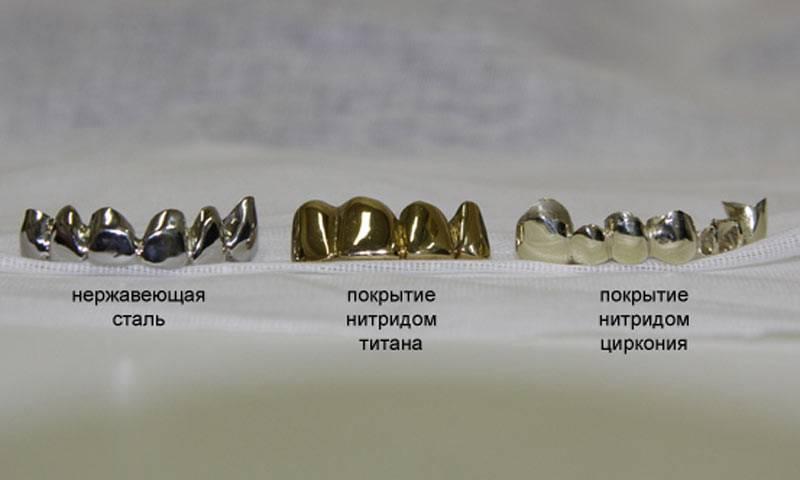Препарирование зубов под штампованную коронку