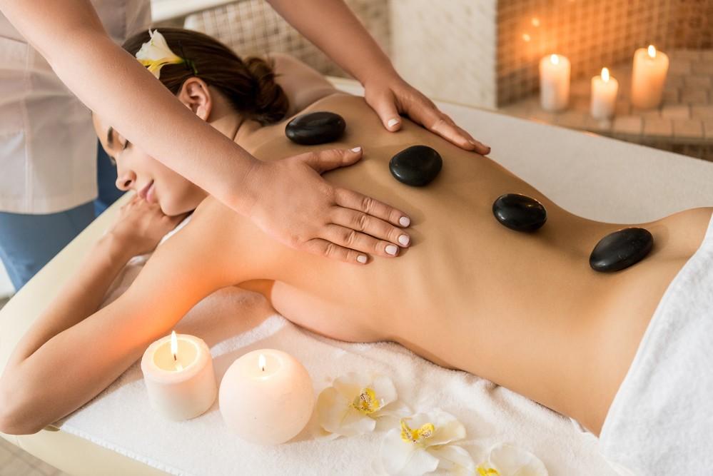 Стоунтерапия в домашних условиях: как делать массаж камнями