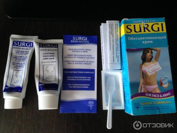 Крем для обесцвечивания волос на лице, теле и руках — как выбрать самый эффективный?