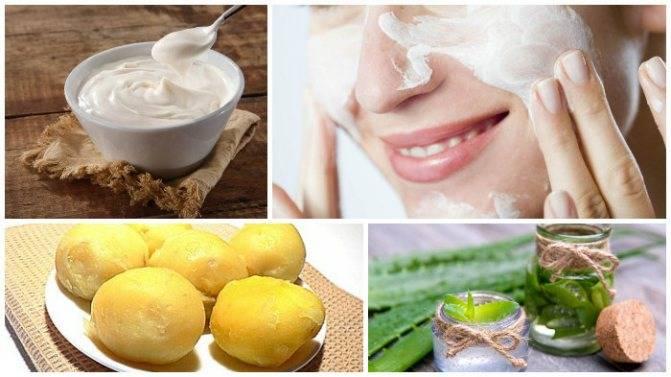 Маска из картофеля для лица - лучшее средство для сияющей кожи (с отзывами)